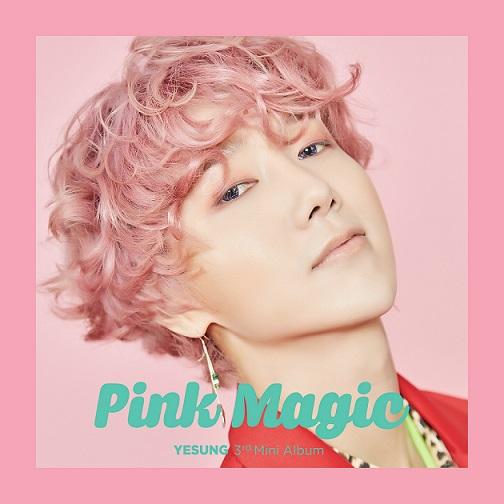 """全世界为艺声的""""Pink Magic""""沦陷!iTunes综合专辑榜全世界25区1位!"""