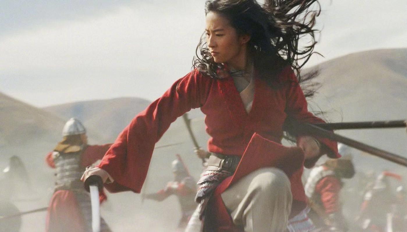 电影《花木兰》发布终极预告,刘亦菲打戏受赞