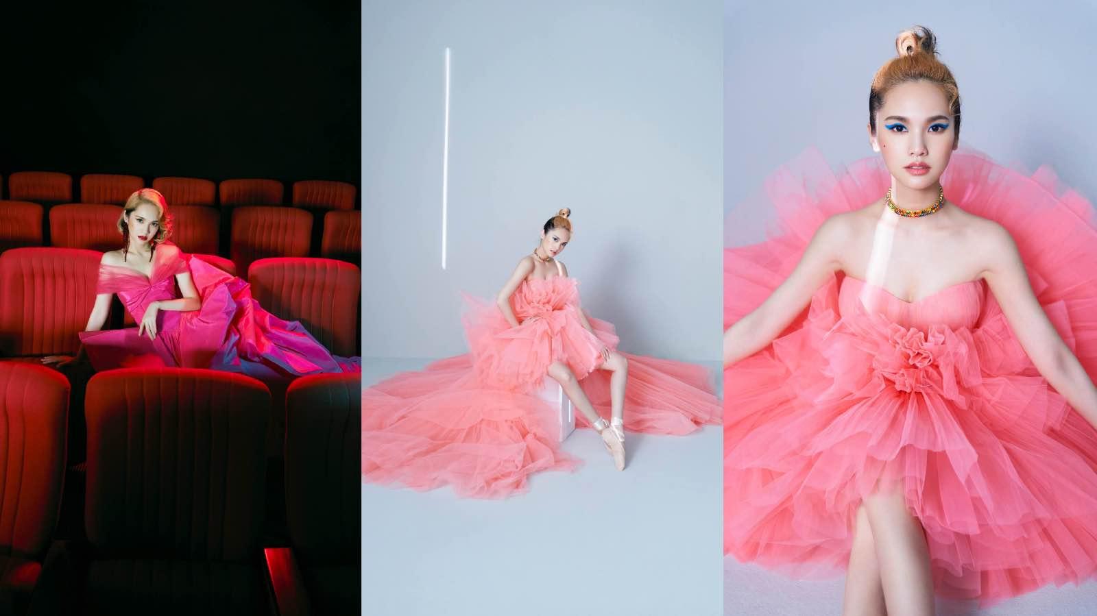 杨丞琳即将推出实验性唱跳新专辑   全方位角色展现重新出道的唱跳新人Rainie