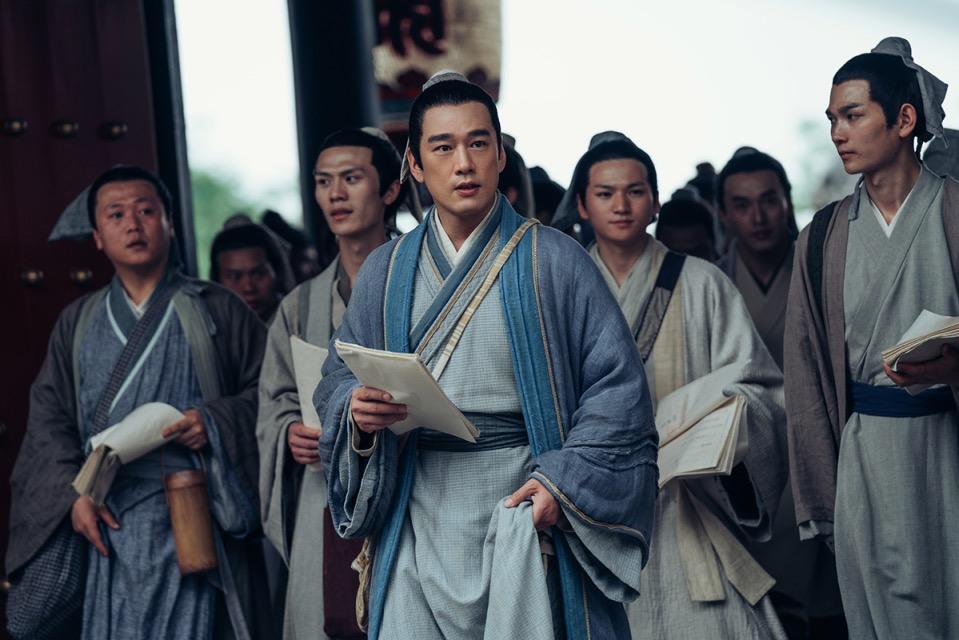《赤狐书生》今日上映 王耀庆颠覆出演穷苦书生引热议