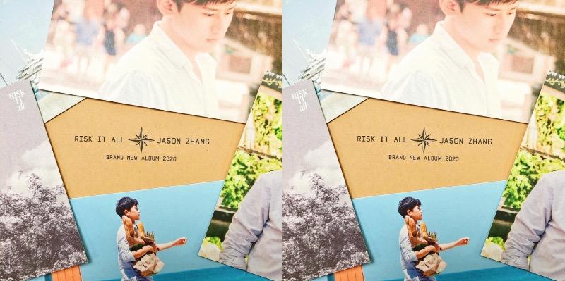 张杰音乐游学日志专辑《Risk It All声来无畏》用声音带你穿行不同国度 1月10日正式发行