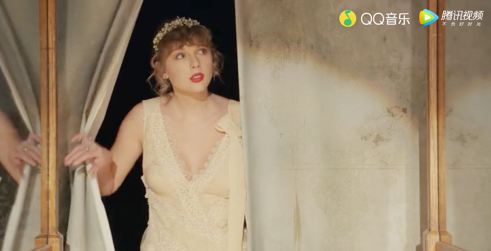 Taylor Swift《willow》MV