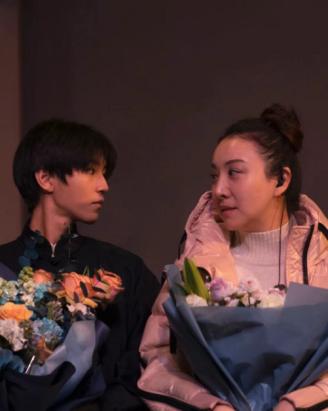 隋兰17级表演班毕业大戏圆满结束,王俊凯饰演说书人获好评
